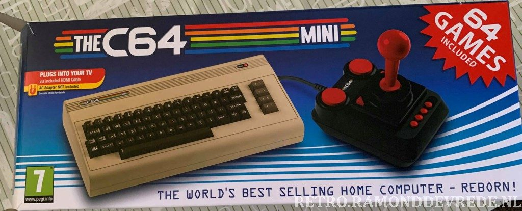 THEC64 Mini – Retro Corner